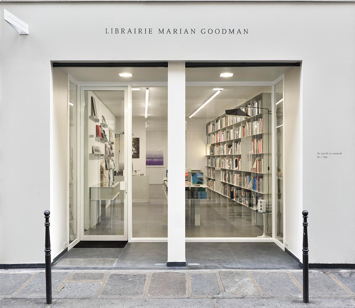 Librairie Marian Goodman Paris