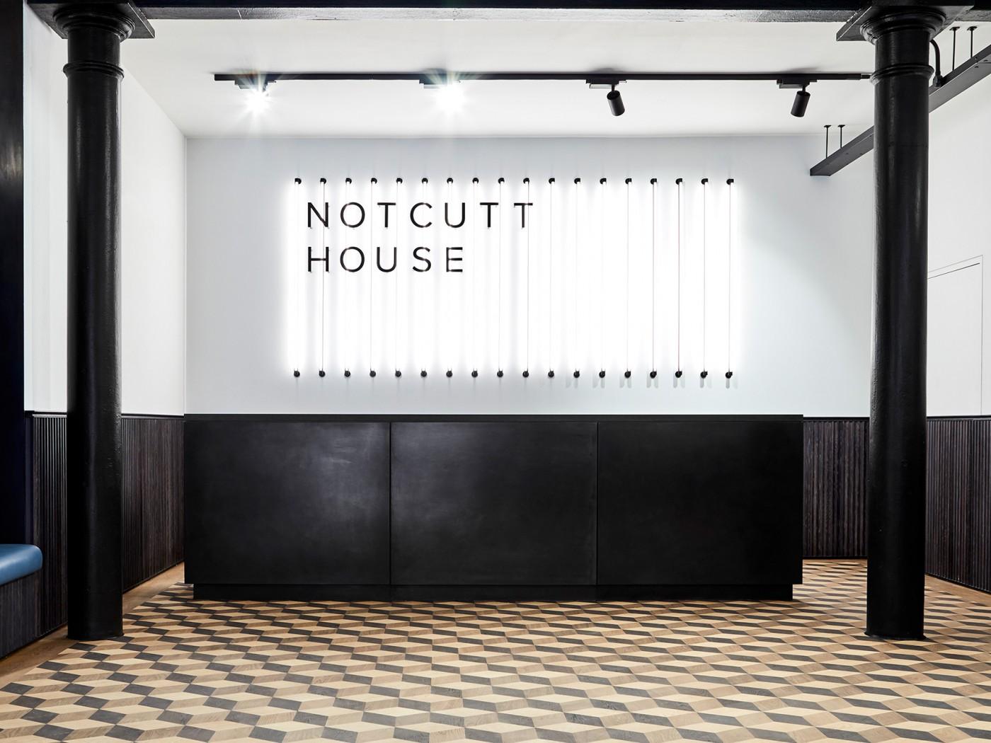 Notcutt House